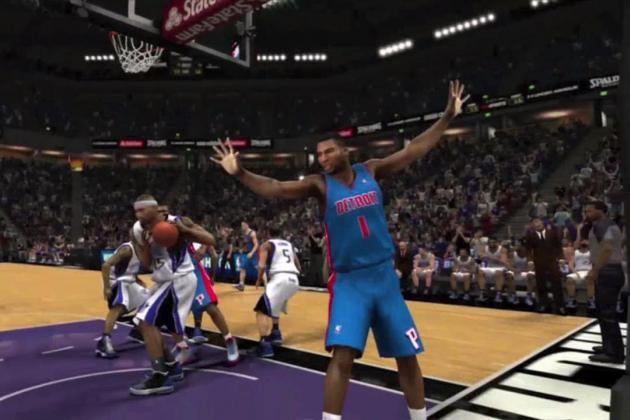 NBA 2K13: Andre Drummond Gets Boost in Latest Roster Update