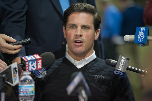 Irish 'D' Drawing Attention to Diaco