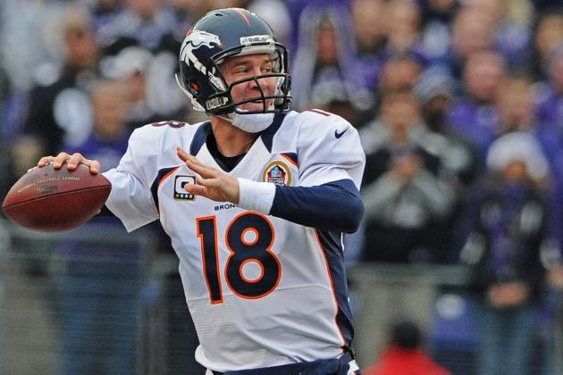 Peyton Manning: Star QB Has Made Broncos the AFC's Most Dangerous Team