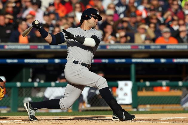 Nick Swisher: Power Ranking Best Destinations for Star OF