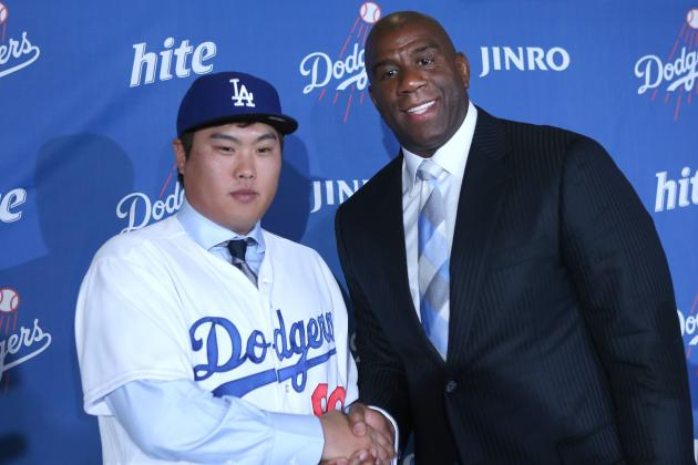 Dodgers Interested in 'Strategic Partner' for Mexico, South Korea