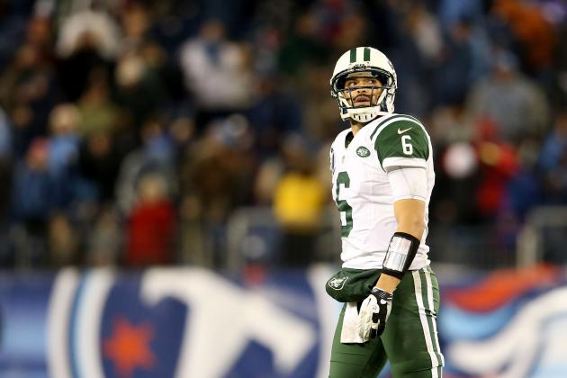 New York Jets Have to Ditch Mark Sanchez in Offseason