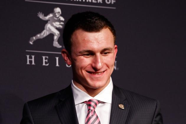 Johnny Football Named AP Player of the Year