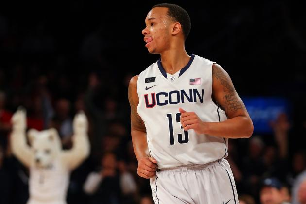 5 Things We've Learned About UConn Men's Basketball Team