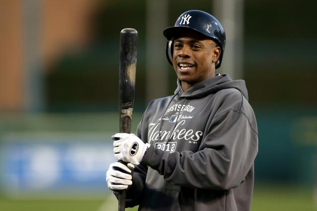 Granderson Expecting to Hit the Open Market