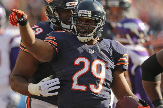 Report: Bears Expected to Place Bush on IR