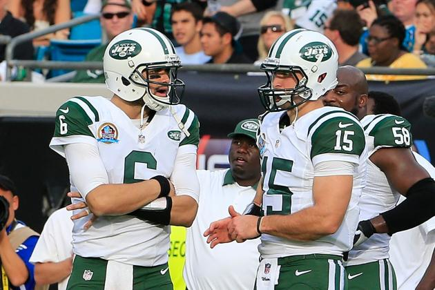 Debate: Who Should Be the Jets' Starting QB?
