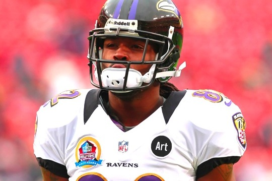 Torrey Smith Injury: Updates on Ravens WR's Possible Concussion