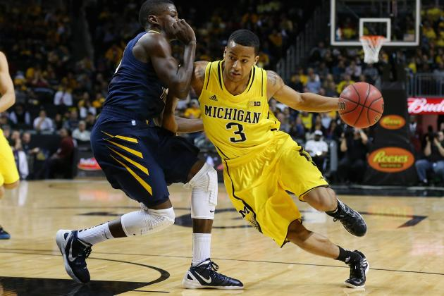Michigan Guard Trey Burke Named Big Ten Player of the Week