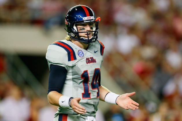 Ole Miss Careful with QB Wallace