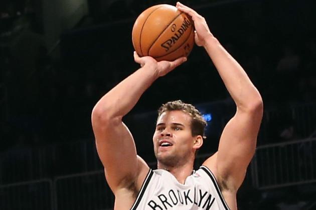 Kris Humphries Returns to Starting Lineup Tonight