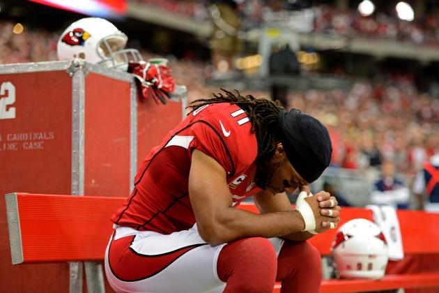 Arizona Cardinals Owe It to Larry Fitzgerald to Trade Him to a Contender