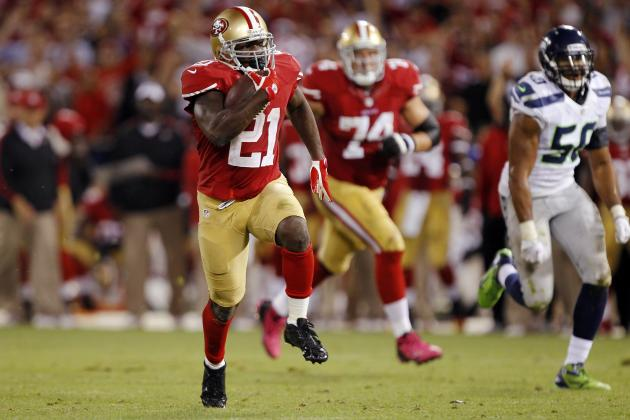 49ers vs. Seahawks: TV Schedule, Live Stream, Spread Info, Game Time and More