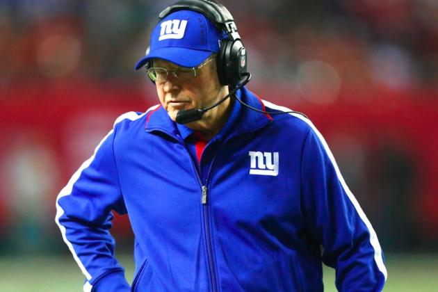 What's Wrong with the New York Giants?