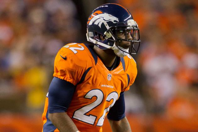 Report: Tracy Porter of Broncos Might Play vs. Browns