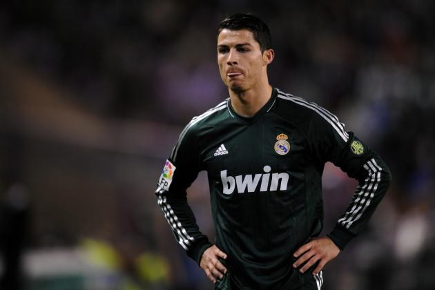 Cristiano Ronaldo Isn't to Blame for Real Madrid's Surprising La Liga Struggles
