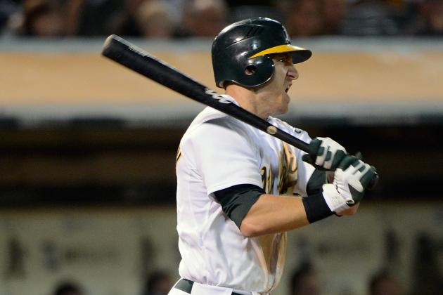 Mets Acquire of Cowgill from A's