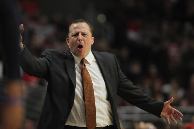 Bulls Rumors: Latest on Tom Thibodeau's 'Cold War' with Team Management and More
