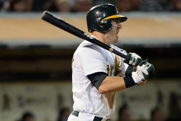 Mets Acquire of Collin Cowgill from A's