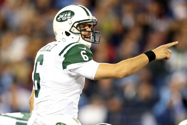 "Report: Prominent Jets Source Says ""there's No Way"" Sanchez Starts"