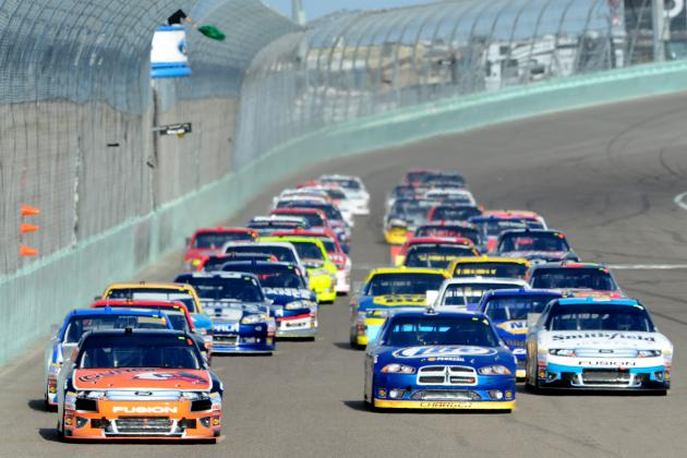 NASCAR: Where Does NASCAR Rank Among American Pro Sports Heading into 2013?