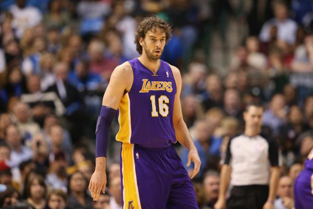Lakers News: Pau Gasol's Return Will Be Just the Boost LA Needs