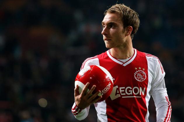 January Transfer Targets: Scouting Ajax's Cristian Eriksen