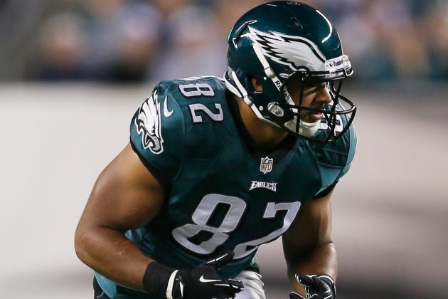 TE Clay Harbor Placed on Season-Ending IR