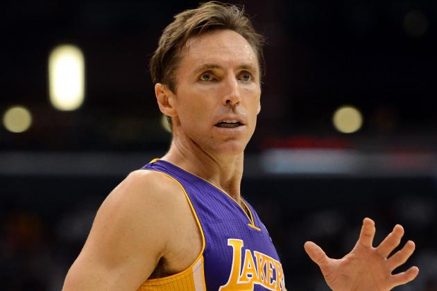 Lakers Rumors: All-Star Steve Nash's Return Will Fix LA's Issues