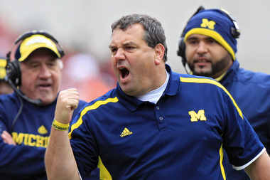 Brady Hoke Shrugs off SEC's Dominance