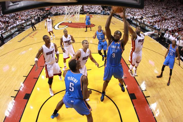 How Serge Ibaka Has Become a Force in Pick and Roll Situations