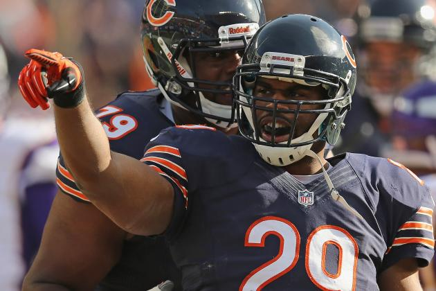 Rib Injury May End Season for Bears' Michael Bush
