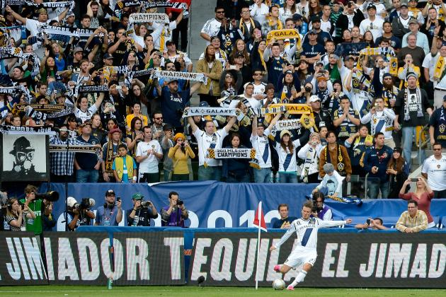 Major League Soccer: 2013 Home Openers Announced for Each Club