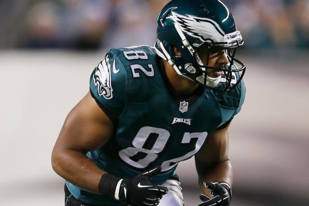 Eagles Place Clay Harbor on Injured Reserve