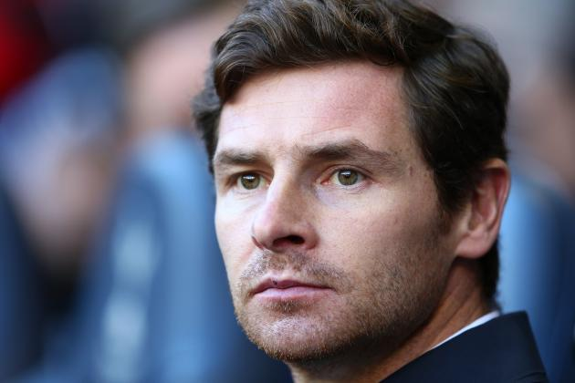 Andre Villas-Boas Denies Scott Parker and Michael Dawson Exit