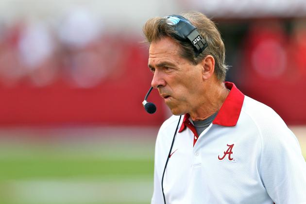 Alabama vs. Notre Dame: Nick Saban to the NFL Storyline Just Won't Go Away