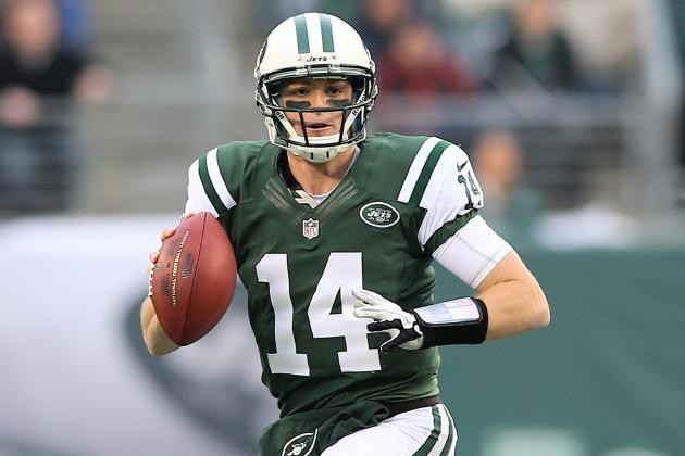 Jets to Start Greg McElroy at QB vs. Chargers