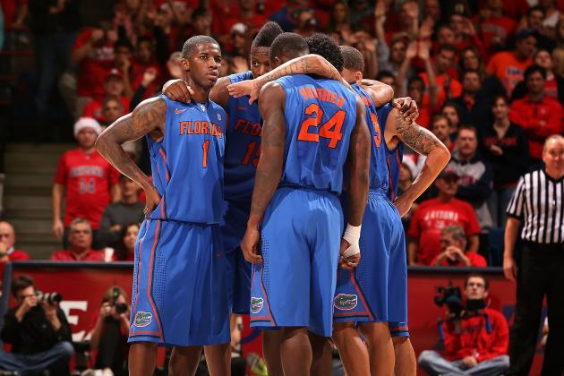 Back to Work: Gators Hope to Learn from Loss at Arizona