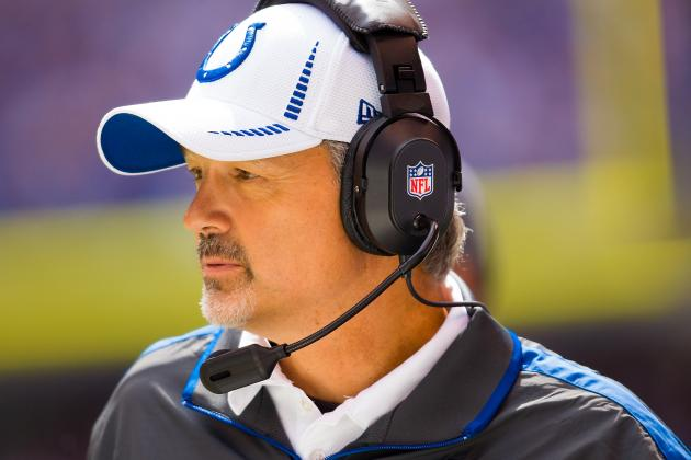 Colts Hopeful of Pagano Return