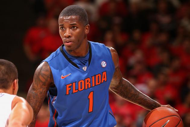 Is Kenny Boynton a Help or a Hindrance to Florida's Tournament Hopes?