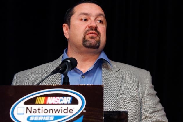 NASCAR Revises Competition Personnel Structure