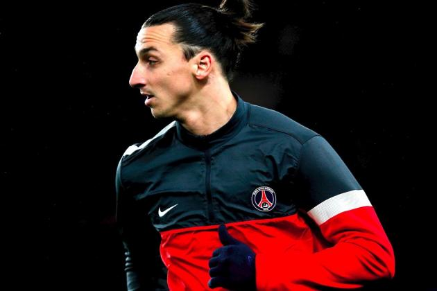 Ibrahimovic Faces Testing Times at PSG After Lovren Altercation