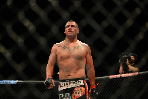 Cain Velasquez: Being the Champion Means Everything to Me