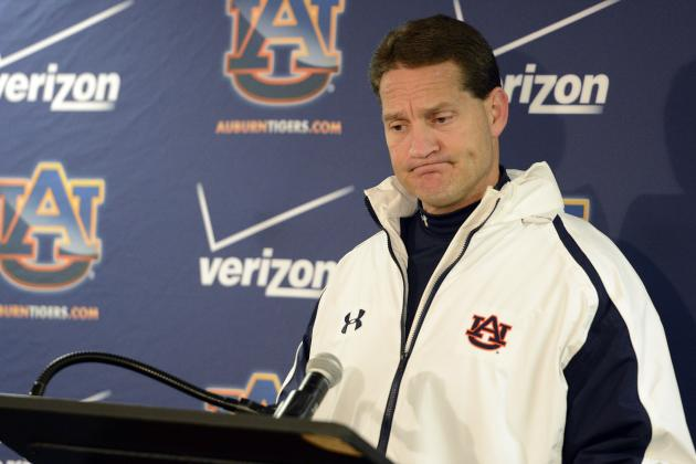 Auburn Football: Gene Chizik Gives Cancer Patient a Car