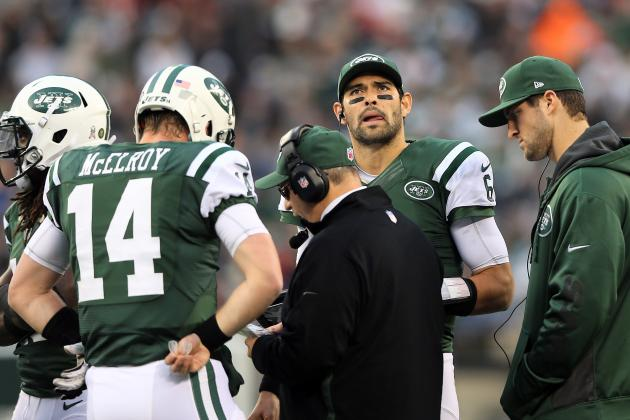 Greg McElroy: Jets' Quarterback Named Starter for Final 2 Games