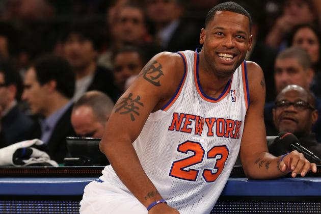 Knicks' Marcus Camby Eyeing Friday Night Return