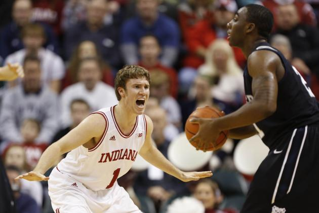 IU Drops to Sixth in AP Poll, Butler in at No. 19