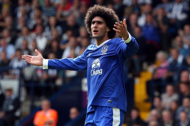 Fellaini Apologises for Headbutt