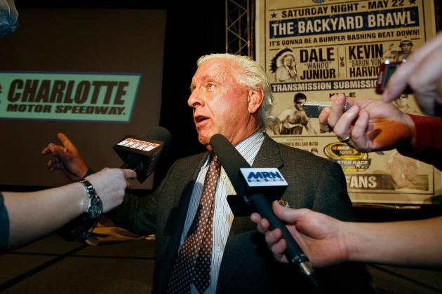 Major Update on Ric Flair's Status with WWE: Is He Under Contract?
