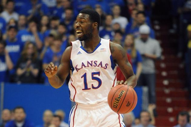 As Elijah Johnson Gets Better, so Do Jayhawks